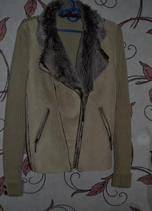 Крутая куртка-піджак debenhams