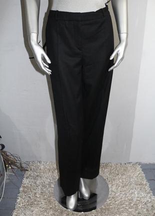 Шерстяные брюки штаны hugo boss