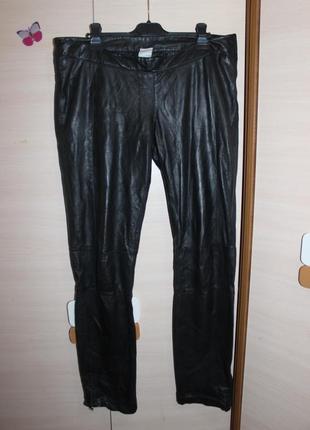 Стильні шкіряні штани object collectors item