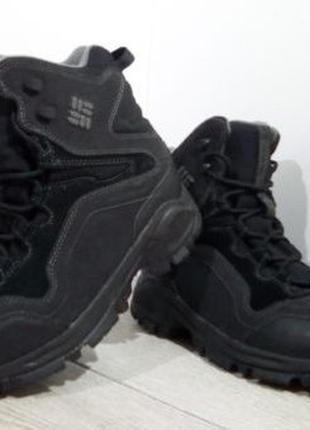 Columbia liftop оригинал зимние термо сапоги ботинки 41,45 размер2
