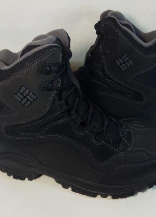 Columbia liftop оригинал зимние термо сапоги ботинки 41,45 размер5
