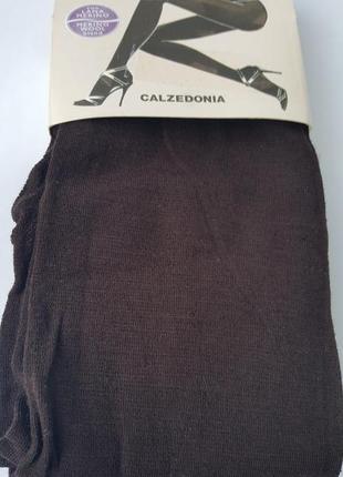Теплые колготки с шерстью меринос calzedonia