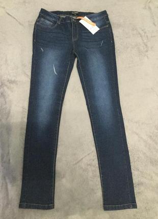 Скини джинсы top sicret большого размера 40