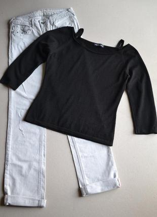 Шерстяной джемпер кофта с открытыми плечами р.m-l 100%мериносовая шерсть angelo marani