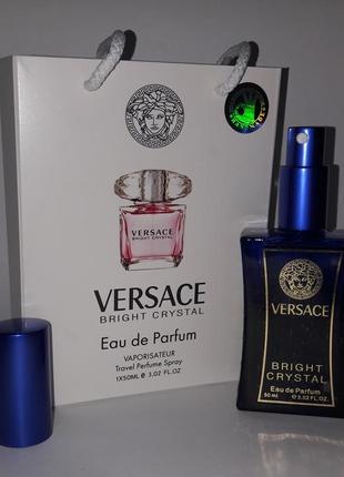 Мини парфюм bright crystal в подарочной упаковке 50 ml