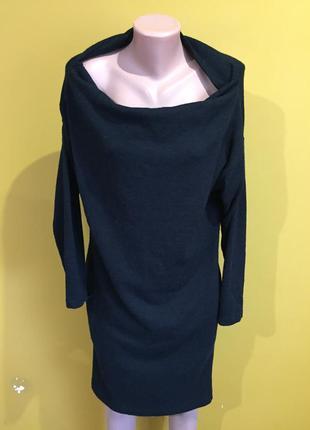 Стильное платье из ангоры andre tan