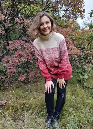 Авторский свитер