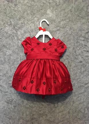 Платье пышное /крестины / нарядное