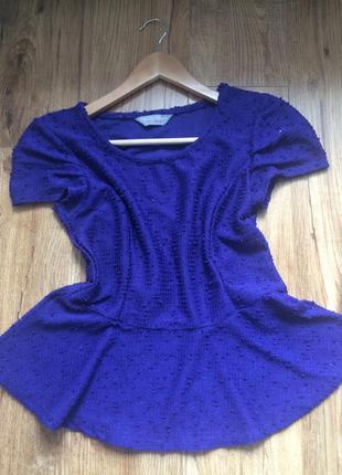 Блузка з паетками dorothy perkins