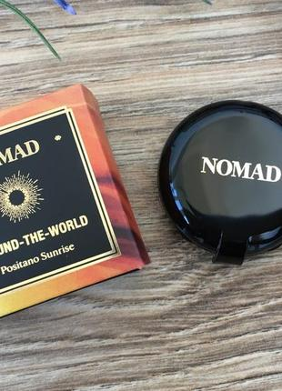 Румяна nomad around-the-world blush light infusion powder4
