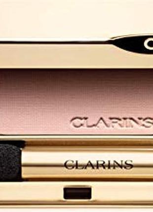 Стойкие минеральные тени clarins ombre minerale wet & dry 03 petal тестер
