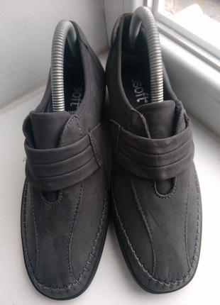Туфли gosoft, 38р, сделаны в португалии