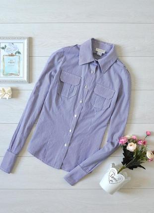 Рубашка в полоску kookai.