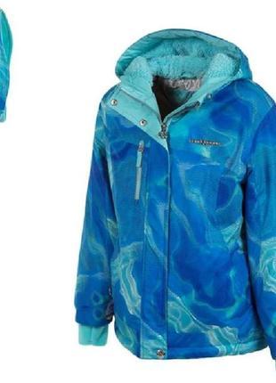 Куртка лыжная zeroxposur, 14л или xs-s