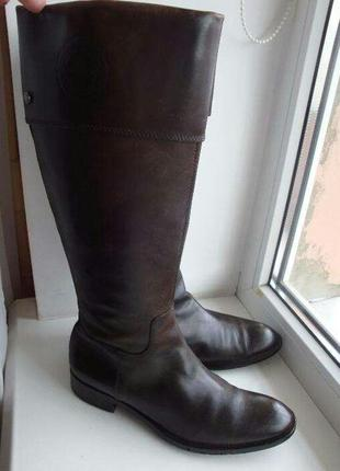 Сапоги кожаные marc o'polo, оригинал