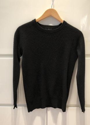 Zara кашемировый свитер