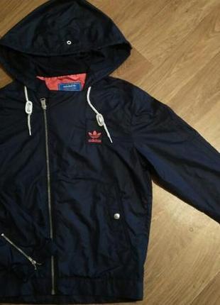 Спортвеая куртка adidas vespa jacket1