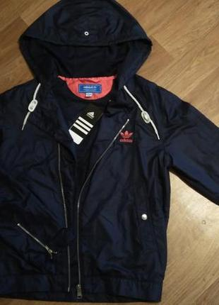 Спортвеая куртка adidas vespa jacket3