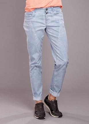 Стильные брюки-чиносы chino от тсм tchibo германия, размер 38 евро=44