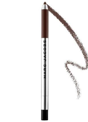 Карандаш для глаз marc jacobs beauty highliner matte gel eye crayon eyeliner