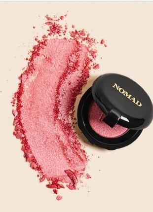 Румяна nomad around-the-world blush light infusion powder