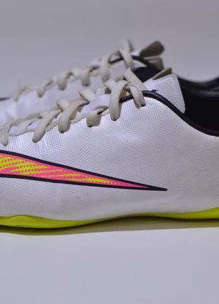 4a0b5756 Футзалки, бампы nike mercurial victory ic jr 651639-170 Nike, цена ...