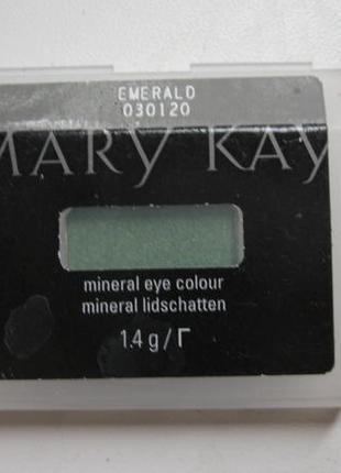 Тени mary kay emerald