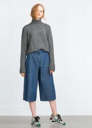 Кюлоты,юбка-шорты next новые с биркой, р хс - c