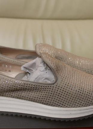 Італійські шкіряні туфлі nila&nila