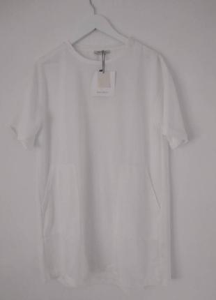 Платье оверсайз/ платье футболка zara