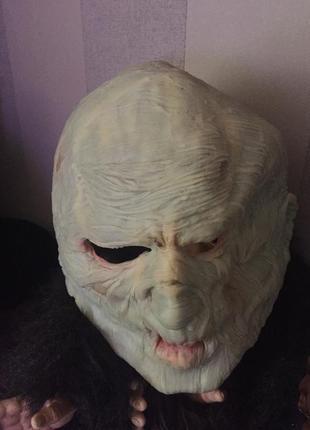 Маски хеллоуин