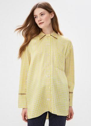 Блуза в паутинку 18-20