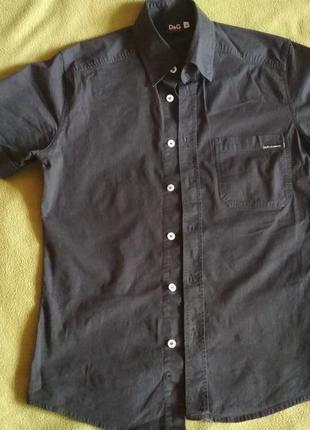 Продам мужскуб рубашку dolce gabbana