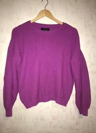 Яркий свитер atmosphere