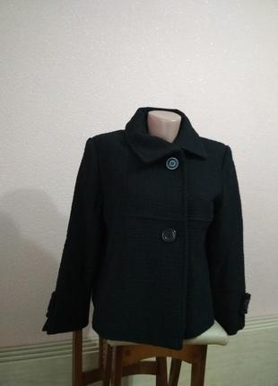 Пиджак- пальто atmosphere р 14 ( 48-50)