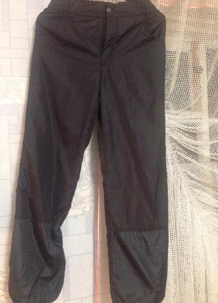 Спортивные брюки нейлон/флис