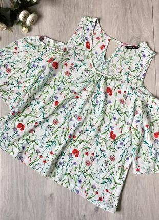 Фирменная блузка only , размер 38