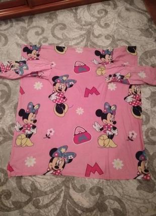 Disney плед пледик одеяло с рукавами ковдра