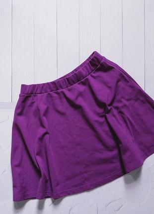 Теплая юбка terranova, новая