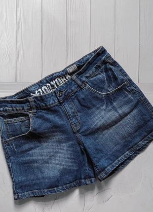 Джинсовые шорты американской фирмы zooyork, размер 31