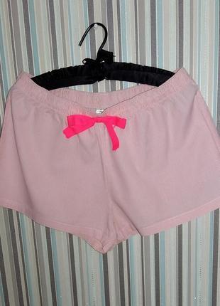 Пижамные шорты с бантом george на 48-50 размер
