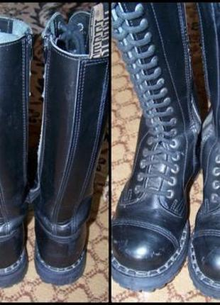 Стилы, ботинки steel