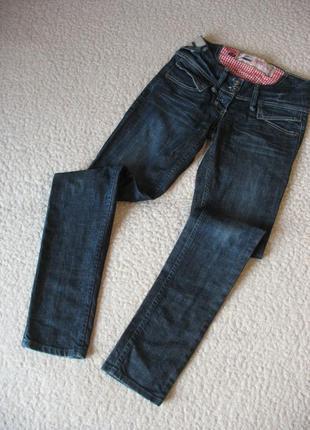 Плотные джинсы скинни river island