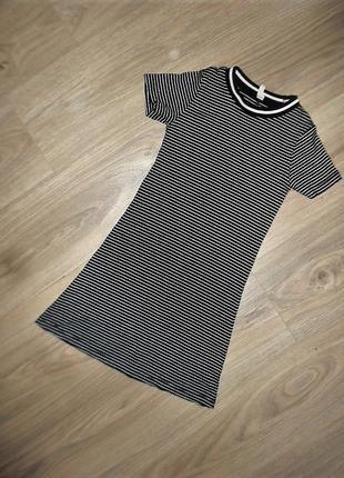 Платье спортивного стиля y.d. 7-8лет рост 128
