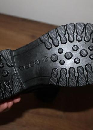 Стильные кожаные ботиночки ecco, 28 и 30 размеры3