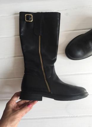 Распродажа !!! (36 / 23 см) сапоги осень бренда unisa. натуральная кожа № 537