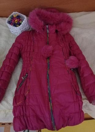 Стильный тёплый пуховик, пальто, плащ.💐