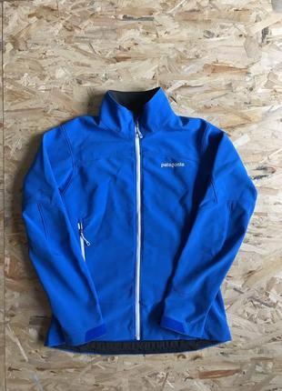Куртка patagonia softshell