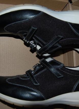 Туфли спортивные vera pelle
