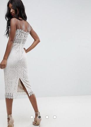 Платье-миди asos